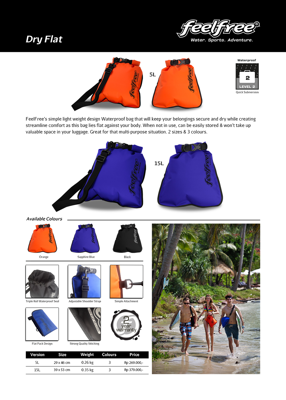 Katalog-Tas-waterproof-Feelfree-Dry-Flat-new
